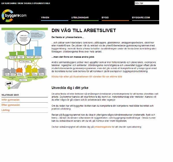 BYGGARE - Website 3