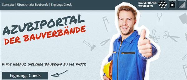 DE - Azubi-Portal der Bauverbände